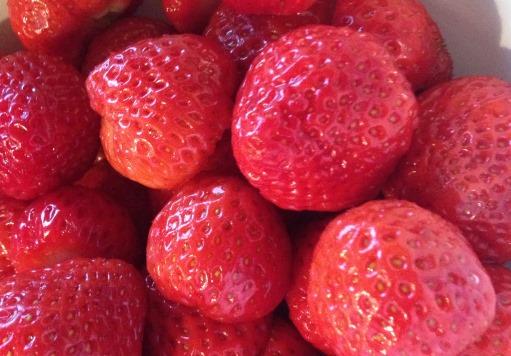 Sommerjordbær